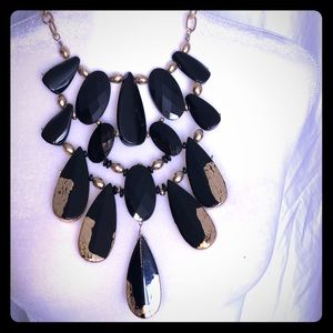14k Gold-painted Resin Necklace - Lord and Taylor